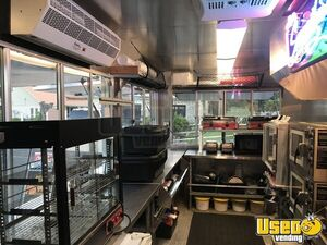2014 Food Concession Trailer Kitchen Food Trailer Flatgrill Texas for Sale