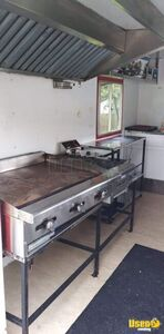 2014 Food Concession Trailer Kitchen Food Trailer Propane Tank Texas for Sale