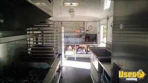 2014 Food Concession Trailer Kitchen Food Trailer Reach-in Upright Cooler Nova Scotia for Sale