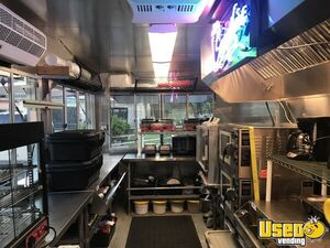 2014 Food Concession Trailer Kitchen Food Trailer Refrigerator Texas for Sale