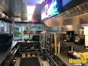 2014 Food Concession Trailer Kitchen Food Trailer Shore Power Cord Texas for Sale