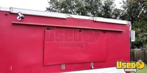 2014 Food Concession Trailer Kitchen Food Trailer Stainless Steel Wall Covers Texas for Sale