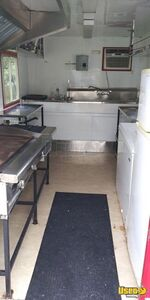 2014 Food Concession Trailer Kitchen Food Trailer Surveillance Cameras Texas for Sale