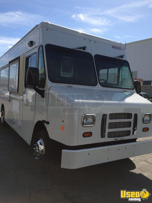 2014 Ford F59 All-purpose Food Truck California Gas Engine for Sale