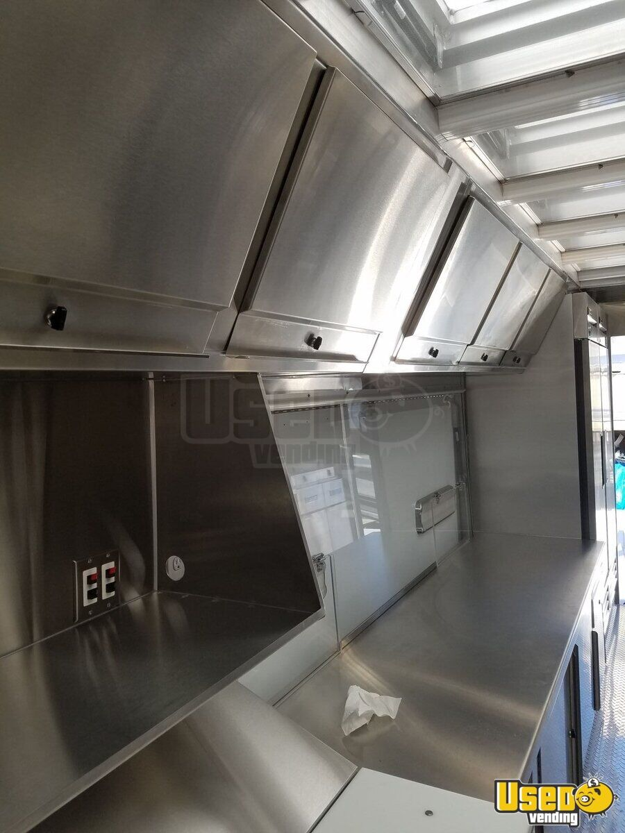 2014 Ford F59 All-purpose Food Truck Exhaust Fan California Gas Engine for Sale - 18