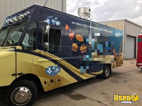 2014 Ford F59 All-purpose Food Truck Louisiana Gas Engine for Sale
