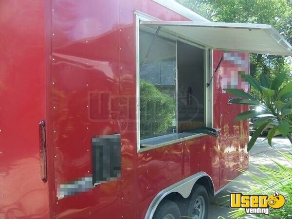 2014 Haulmark All-purpose Food Trailer Air Conditioning Texas for Sale - 2
