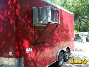 2014 Haulmark All-purpose Food Trailer Cabinets Texas for Sale
