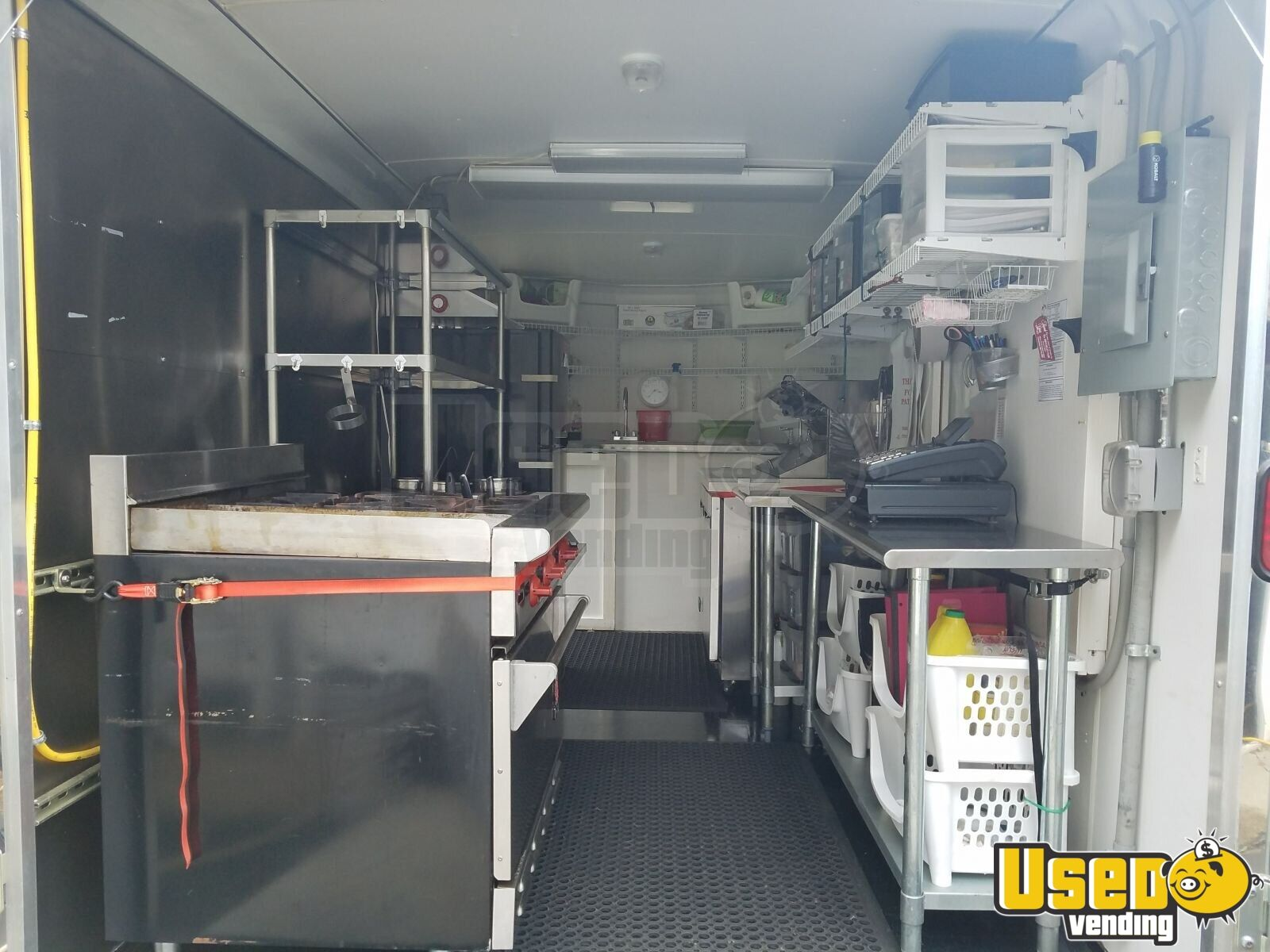 2014 Haulmark All-purpose Food Trailer Concession Window Connecticut for Sale - 2