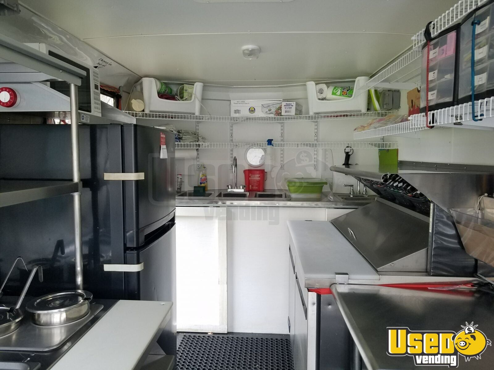 2014 Haulmark All-purpose Food Trailer Exterior Customer Counter Connecticut for Sale - 5