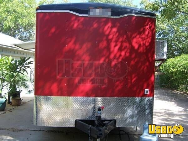 2014 Haulmark All-purpose Food Trailer Fire Extinguisher Texas for Sale - 4