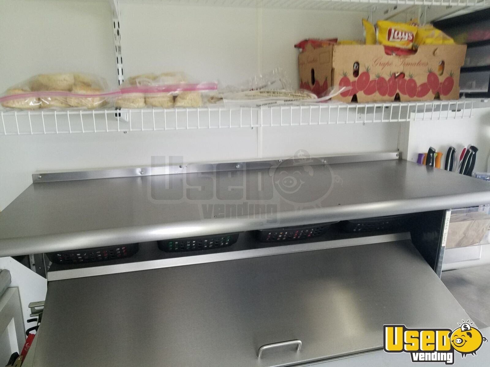 2014 Haulmark All-purpose Food Trailer Triple Sink Connecticut for Sale - 23