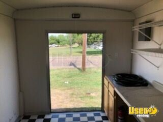 2014 Haulmark All-purpose Food Trailer Triple Sink Texas for Sale - 7