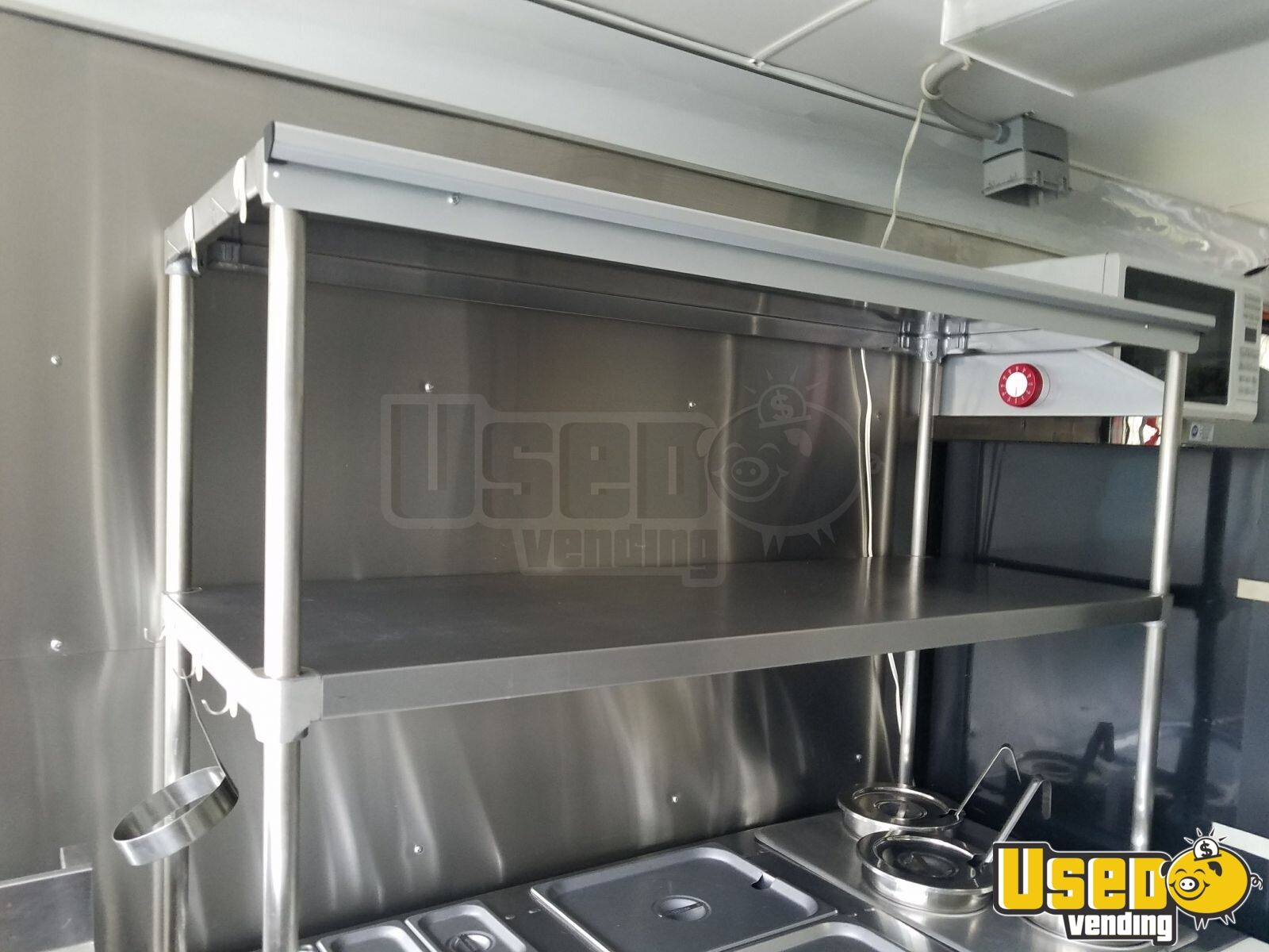 2014 Haulmark All-purpose Food Trailer Tv Connecticut for Sale - 25