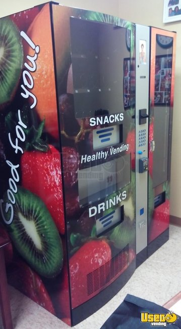 2014 Healthy You/sega Hy900/950 Healthy You Vending Combo Georgia for Sale