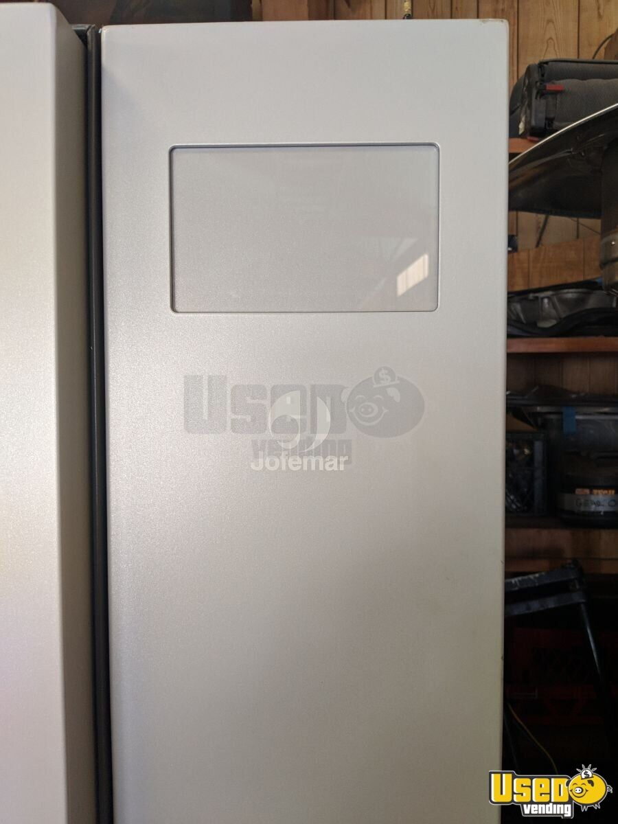 2014 Joefemar Vision Es-plus With Slave Other Snack Vending Machine 2 New Jersey for Sale - 2