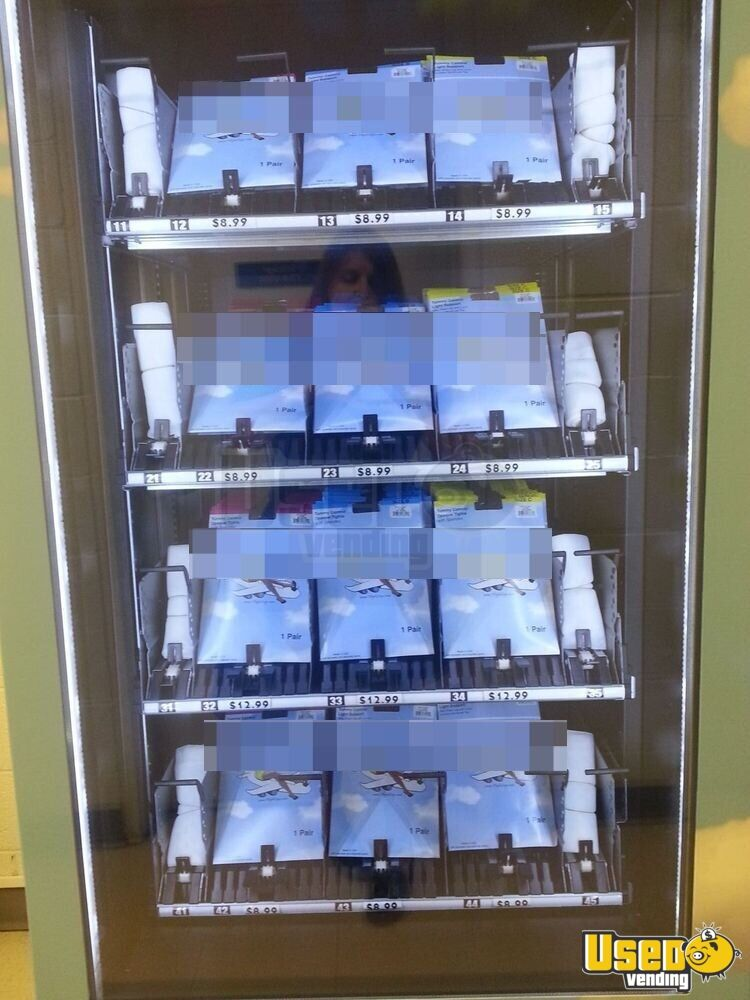 2014 Joefemar Vision Es-plus With Slave Other Snack Vending Machine 4 New Jersey for Sale - 4