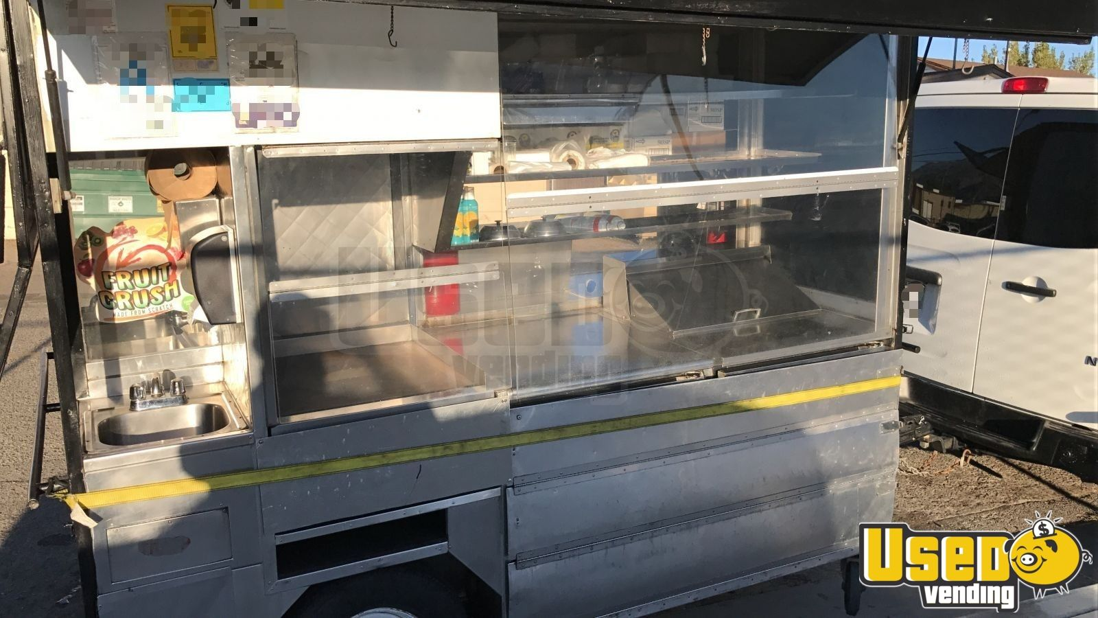 2014 Kareem Manufacturing Co. Model No.- K-100d Serial No.- K 320 Cart Refrigeration California for Sale - 4