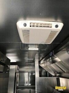 2014 Kitchen Food Concession Trailer Kitchen Food Trailer Exhaust Fan Maine for Sale