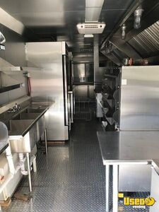 2014 Kitchen Food Concession Trailer Kitchen Food Trailer Exterior Customer Counter Maine for Sale