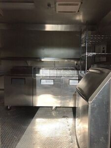 2014 Kitchen Food Concession Trailer Kitchen Food Trailer Pizza Oven Maine for Sale