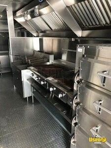 2014 Kitchen Food Concession Trailer Kitchen Food Trailer Upright Freezer Maine for Sale