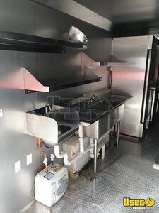 2014 Kitchen Food Concession Trailer Kitchen Food Trailer Work Table Maine for Sale