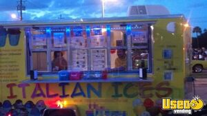 2014 Look Ice Cream Trailer Air Conditioning Florida for Sale