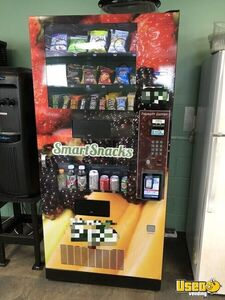 2014 N2g4000 Naturals 2 Go Vending Combo 3 Ohio for Sale