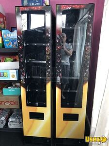 2014 N2g4000 Naturals 2 Go Vending Combo 6 Ohio for Sale