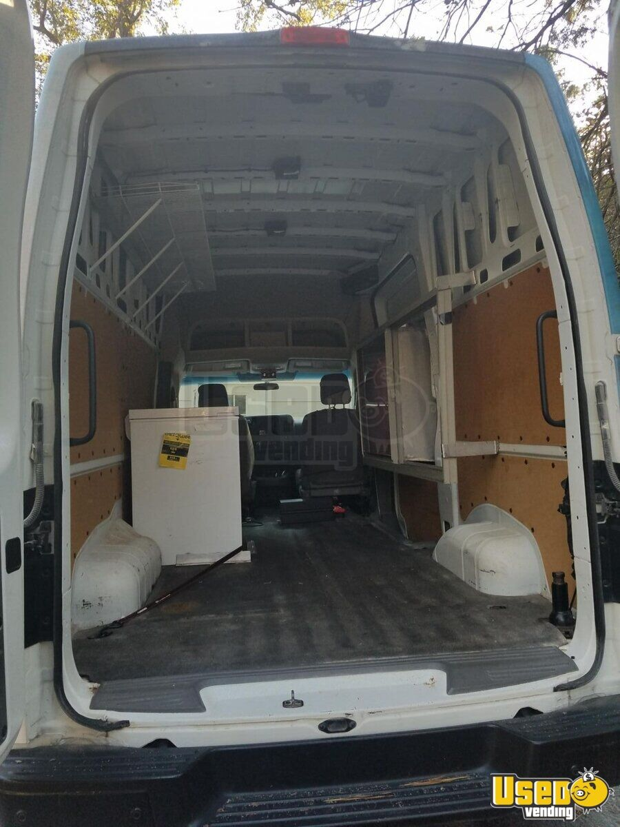 2014 Nissan Nv2500 Food Truck Deep Freezer Texas Gas Engine for Sale - 7
