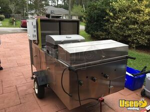 NEW 2014 Stainless Steel Street Food Vending Hot Dog Cart for Sale in Florida!