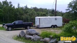 2014 Pace All-purpose Food Trailer Deep Freezer Nova Scotia for Sale