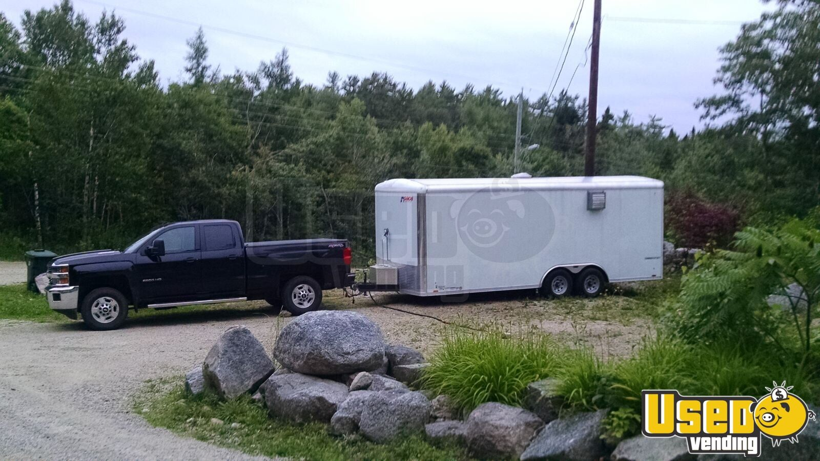 2014 Pace All-purpose Food Trailer Deep Freezer Nova Scotia for Sale - 3