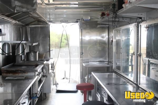 2014 Sanchez All-purpose Food Trailer Oven Texas for Sale - 9