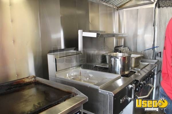 2014 Sanchez All-purpose Food Trailer Propane Tank Texas for Sale - 3
