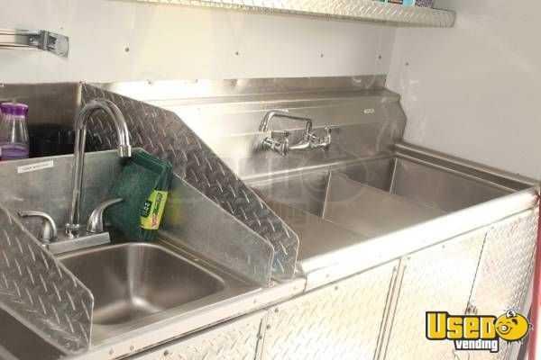 2014 Sanchez All-purpose Food Trailer Steam Table Texas for Sale - 12