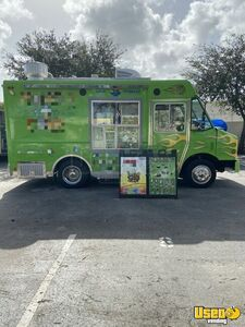 2014 T45 Step Van Ice Cream Truck Ice Cream Truck Air Conditioning Florida Diesel Engine for Sale