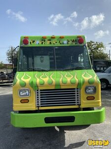 2014 T45 Step Van Ice Cream Truck Ice Cream Truck Cabinets Florida Diesel Engine for Sale
