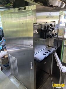 2014 T45 Step Van Ice Cream Truck Ice Cream Truck Deep Freezer Florida Diesel Engine for Sale