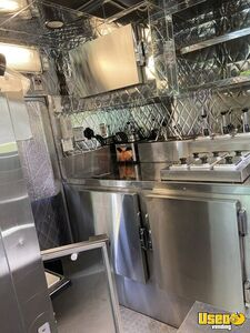 2014 T45 Step Van Ice Cream Truck Ice Cream Truck Refrigerator Florida Diesel Engine for Sale