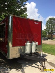 2014 Unmarked Food Concession Trailer Concession Trailer Concession Window Louisiana for Sale