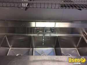 2014 Unmarked Food Concession Trailer Concession Trailer Exhaust Fan Louisiana for Sale