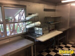 2014 Unmarked Food Concession Trailer Concession Trailer Food Warmer Louisiana for Sale
