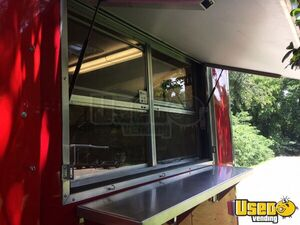 2014 Unmarked Food Concession Trailer Concession Trailer Removable Trailer Hitch Louisiana for Sale
