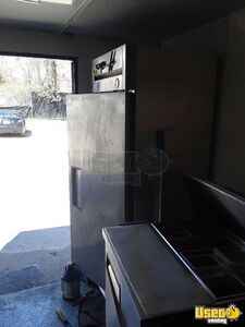 2014 Unmarked Kitchen Food Trailer Exhaust Fan Texas for Sale