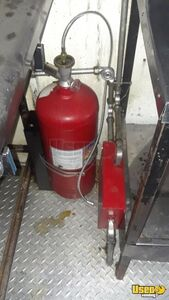 2014 Unmarked Kitchen Food Trailer Fire Extinguisher Texas for Sale