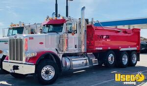 2015 389 Super 10 Dump Truck Peterbilt Dump Truck California for Sale