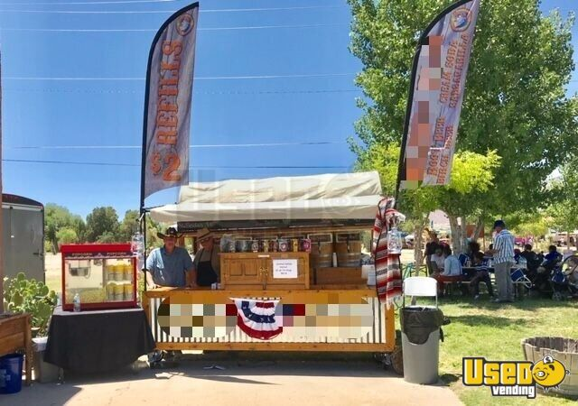 2015 All-purpose Food Trailer Cabinets New Mexico for Sale - 3