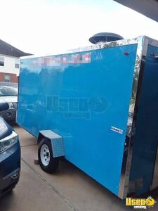 2015 All-purpose Food Trailer Concession Window Texas for Sale